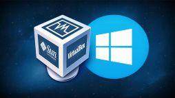 Instalar Windows 10 en VirtualBox