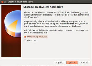 virtualbox crear disco duro virtual almacenamiento