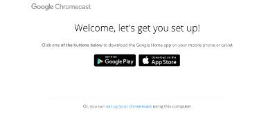 chromecast enviar video