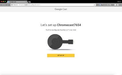 Chromecast 2 ver videos tv