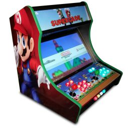 Maquina Recreativa Bartop Retropie